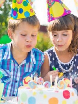 Réservez votre anniversaire